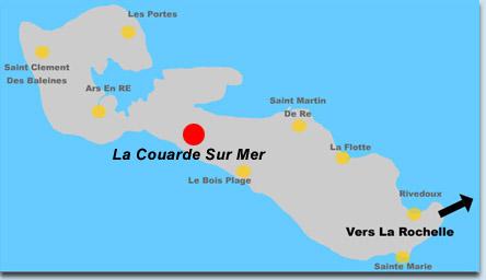Chambre d 39 h te b n dicte contal la couarde sur mer ile for Chambre d hotes ile de re